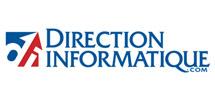 Direction Informatique Accueil
